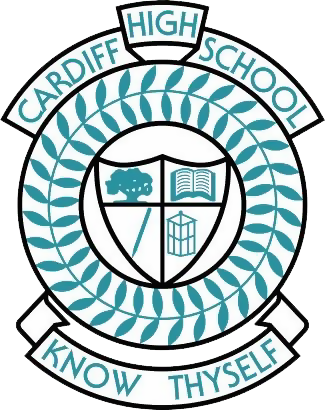 Cardiff High School logo
